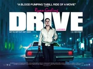 Capa do filme Drive